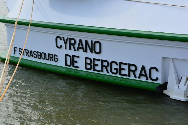 M/S CYRANO DE BERGERAC - Bordeaux - 03 mai 2013