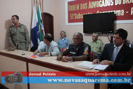 População alerta para escalada da violência em Saquarema
