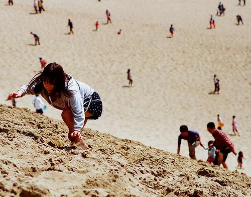 Tottori sand dunes_08