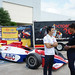 Takuma Sato interviewed in Houston