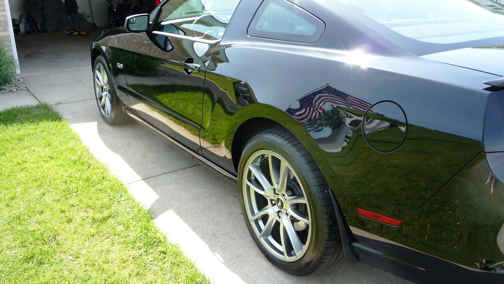 2014 Mustang Gt Track Pack 10 Coats Of Wax