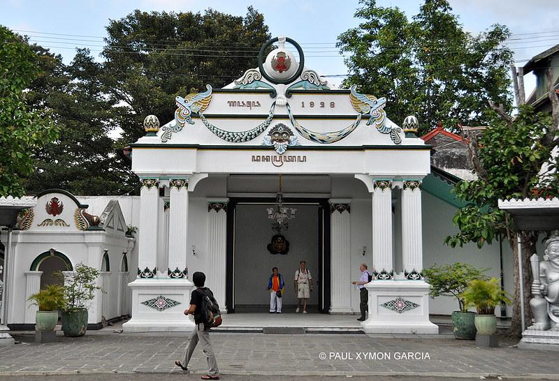 Kraton, Yogyakarta, Indonesia