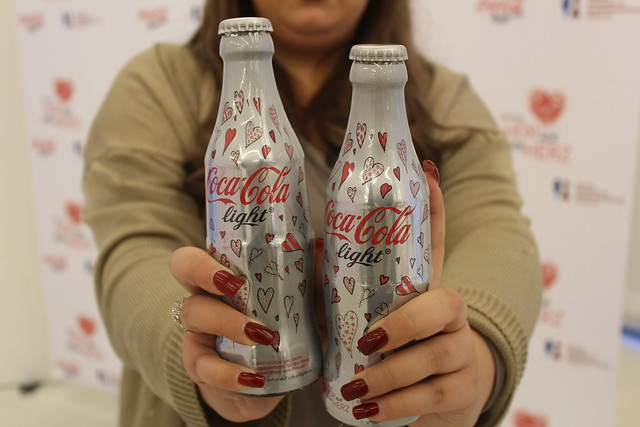 Coke Light Hör auf dein Herz Campus Sixx lisforlois