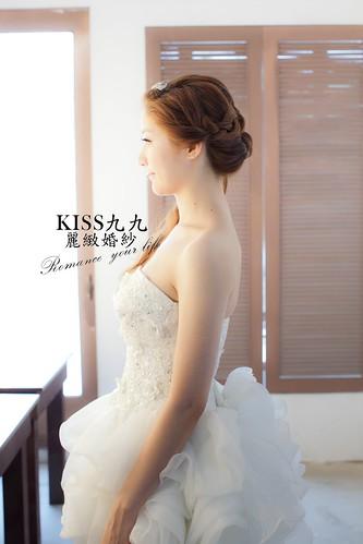 高雄KISS九九麗緻婚紗韓風婚紗攝影分享-造型 (2)
