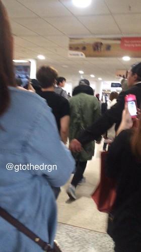BIGBANG Arrival Melbourne 2015-10-20 (9)