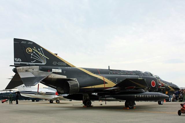 F-4EJ特別塗装機 小牧基地オープンベース2016