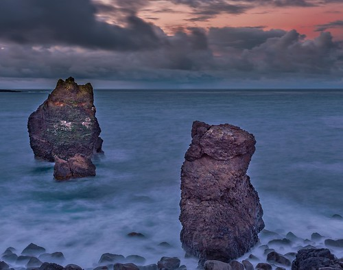 longexposure lee landscape rocks reykjanesviti dream details sunrise iceland islandia seascapes