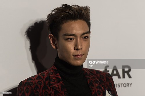 TOP - amfAR Charity Event - Red Carpet - 14mar2015 - Getty Images - 15