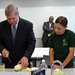 Agriculture Secretary Vilsack Willmington College OH