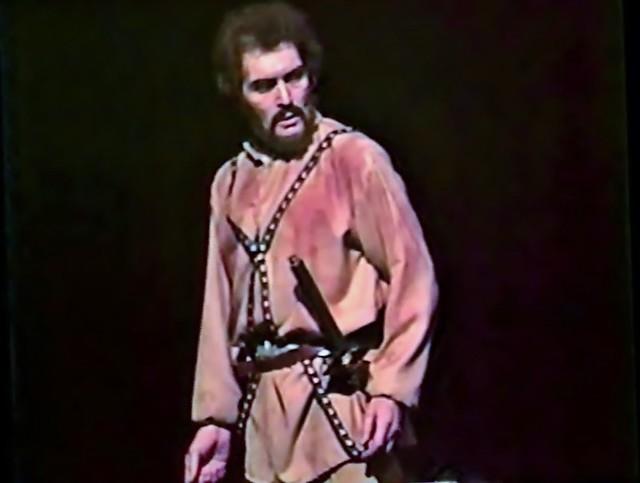 Macbeth Alexander Barnett classic theatre international Alexander Barnett