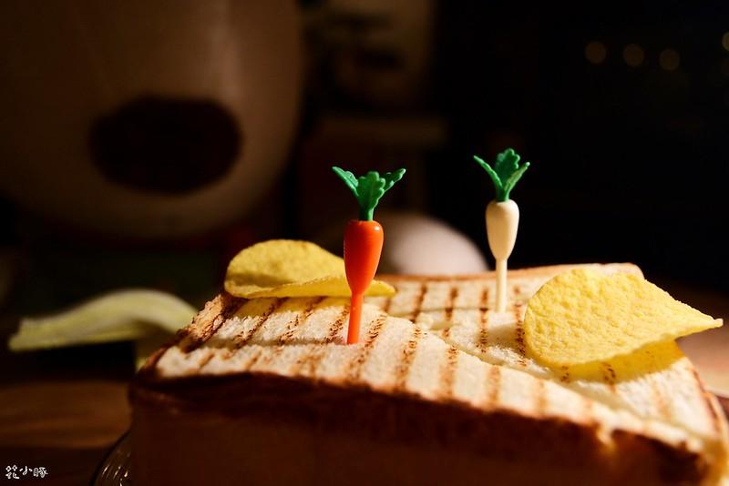 板橋早午餐Petit Tuz小兔子鄉村菜單電話 (17)