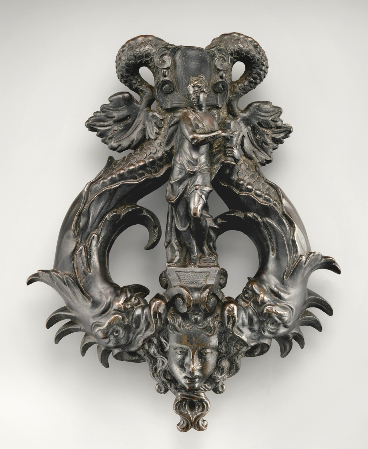 Late 16th century. Venice. Bronze. metmuseum