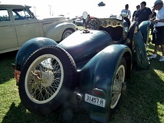 open-wheel car(0.0), bugatti type 57(0.0), touring car(0.0), amilcar cgss(0.0), sports car(0.0), automobile(1.0), vehicle(1.0), antique car(1.0), classic car(1.0), vintage car(1.0), land vehicle(1.0), luxury vehicle(1.0),