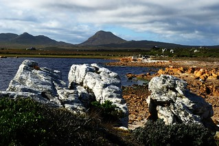 Sirkelsvlei Dam, Cape Point