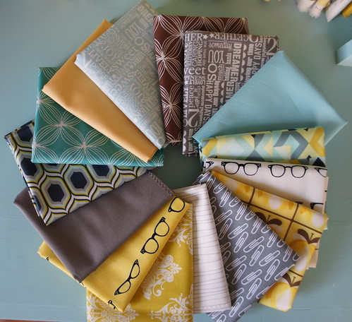 My May Blogger's Choice Bundle for The Fat Quarter Shop