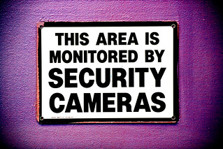 Monitored by Security Cameras