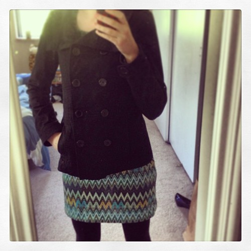 Renfrew Dress with jacket, ready for the farmer's market #mmm13 #memademay13