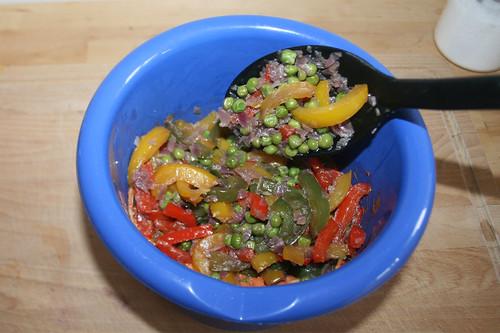 33 - Gemüse hinzufügen / Add vegetables