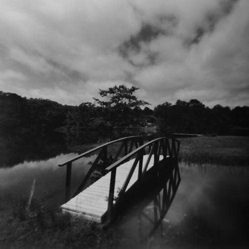 Pinhole Bridge by Chris Cranford