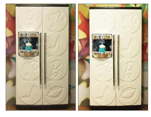 fridge project outside by DollsinDystopia
