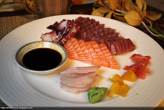 The Line - Sashimi
