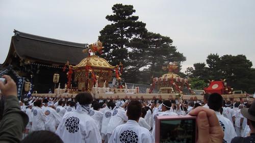 2012/05 上御霊神社 御霊祭 #03