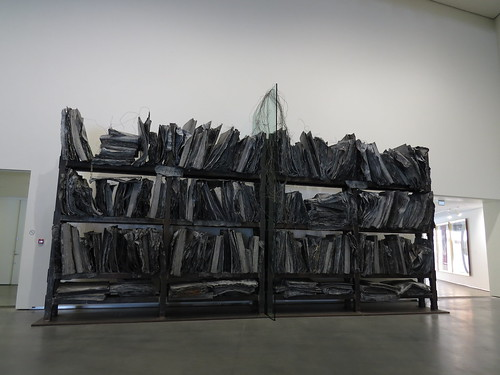 Anselm Kiefer: The High Priestess / Zweistromland
