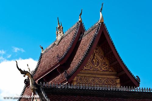 Wat Mai, temple a Luang Prabang