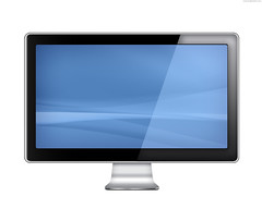 desktop computer(0.0), personal computer(0.0), television set(1.0), lcd tv(1.0), television(1.0), led-backlit lcd display(1.0), multimedia(1.0), display device(1.0), computer monitor(1.0), screen(1.0), flat panel display(1.0), computer hardware(1.0),