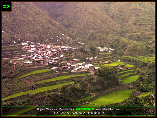 Bugnay Rice Terraces and Village