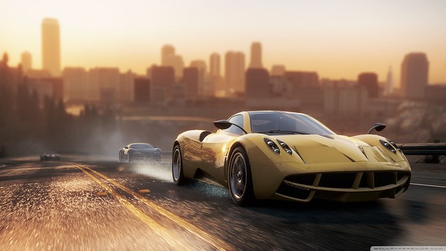 Need For Speed Most Wanted 2 Game Wallpaper