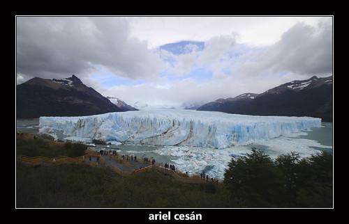 """Glaciar """"Perito Moreno"""" by Ariel Cesan"""