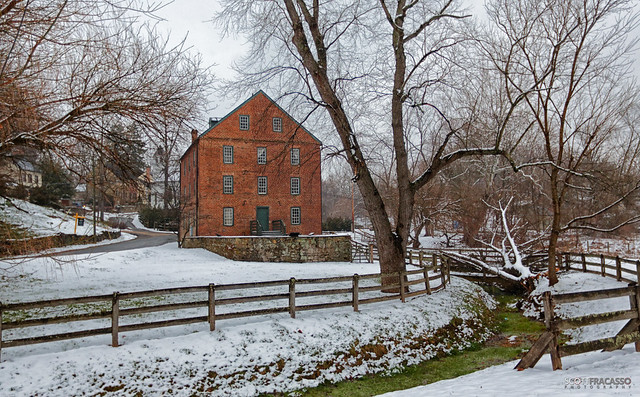Historic Mill, Waterford Virginia