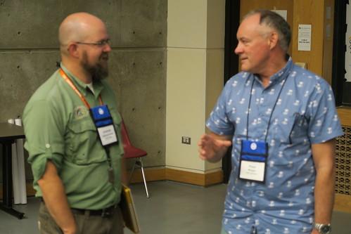Jeremiah Osborne-Gowey (left)