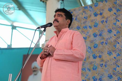 Devotional song by Ajay Zutshi from Budh Vihar, Delhi