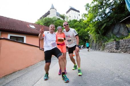 Běhej lesy Karlštejn vítězem ankety o závod první půlky roku