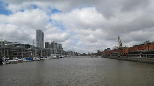 Buenos Aires et son estuaire
