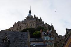 Mont Saint-Michel - Manche, Normandy, France