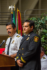 LAFD Promotional Ceremony 9.8.16