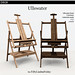 DIGS - Ullswater Easel - FLF by Iris Maskelyne - DIGS
