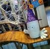 #Moomin  cafe #Japanese #anime #kawaii #toys #Halloween #WorldToyTour #HongKong