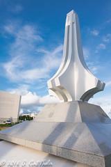 Sky & Monument