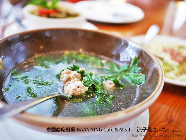 泰國必吃餐廳 BAAN YING Cafe & Meal 8