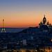 Beautiful sunset by A.G. Photographe