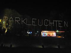 Illuminated Gruga Park