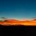 Gorgeous low sunset. by dangerousmeta