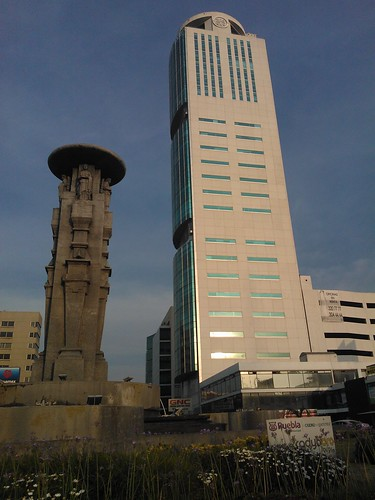 Puebla ayer y hoy