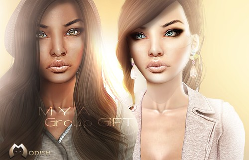 Mya_Group Gift Skins  by ::Modish::