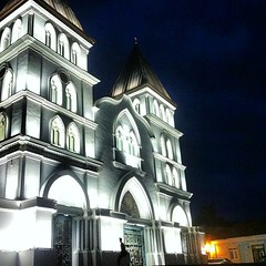 #catedral #santiago #sti #parque #centro #sti #sunset #church