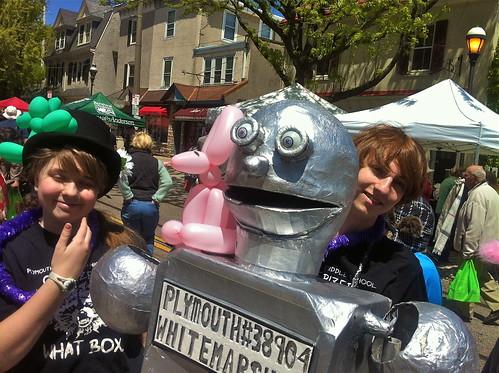 Chestnut Hill Garden Festival 201305